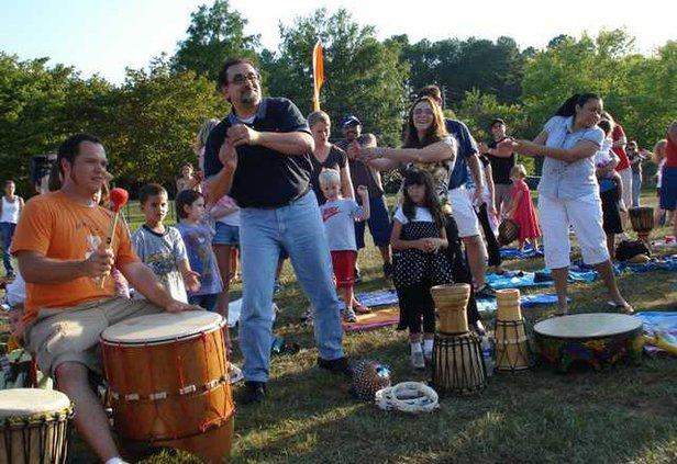 0907Schoolnews-DrumCircle