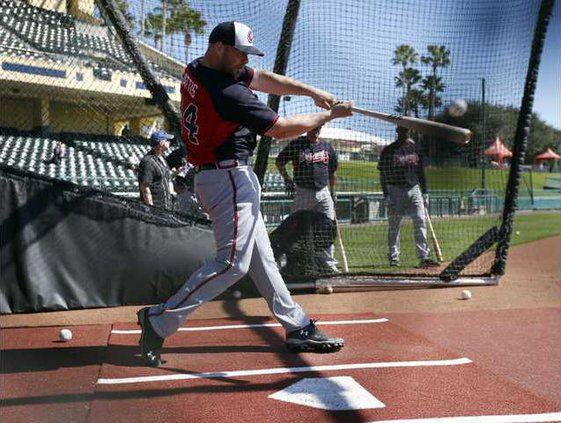 Braves Spring Basebal Hoop 5
