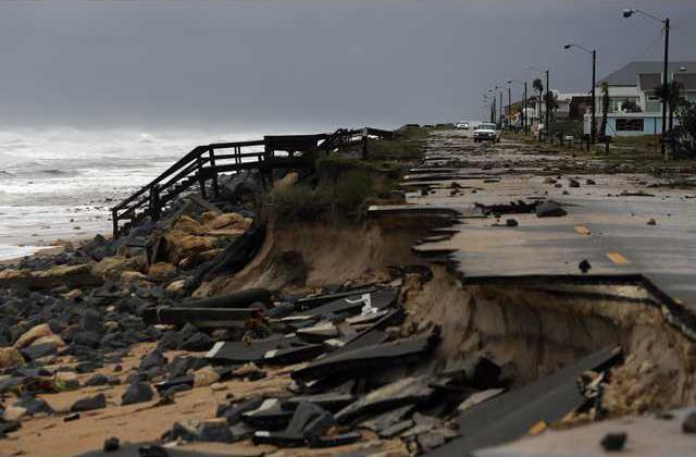 Hurricane Matthew Flo Albe