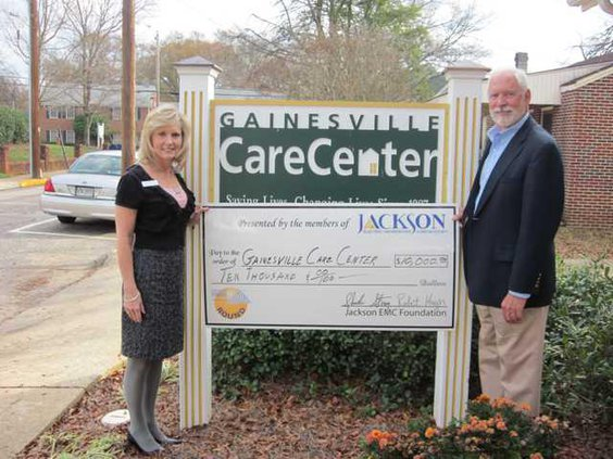 0115GOODNEWSGainesville Care Center