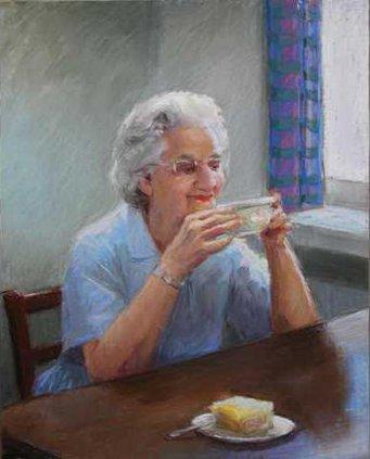 0418 Quinlan exhibit-Tea Time