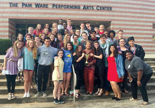 1030GHS-Theater-group