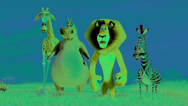 Animals Inspire Laughs For Whole Family In Madagascar 2 Gainesville Times