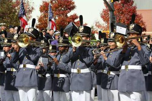Atlanta Veterans Day Parade - RMA Band 1