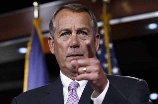 Congress Boehner