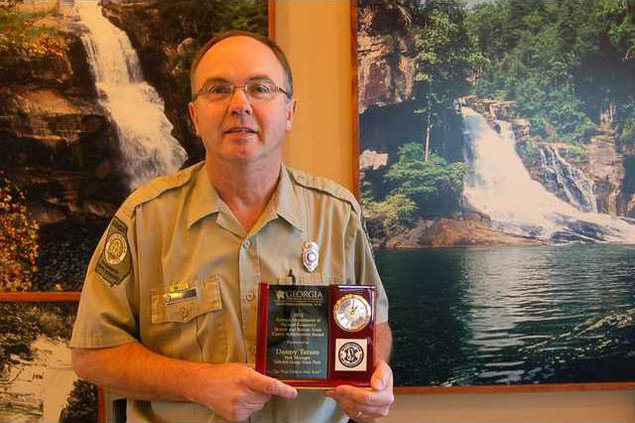 Danny Tatum SART Award 001