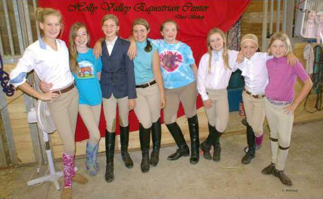 GOODNEWSHolly Valley Riders