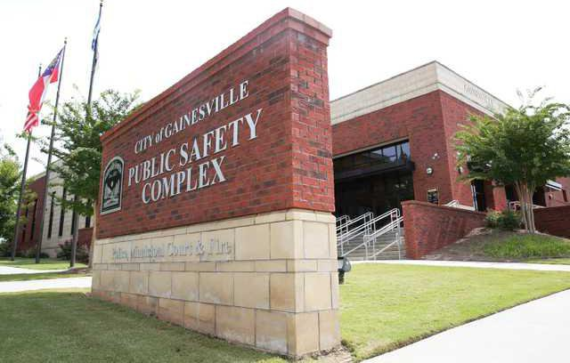 Gainesville Public Safety Complex 0001