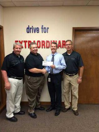 Georgia Power and ACE Hardware Rebate Check Presentation