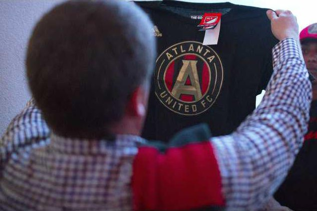 MLS Atlanta United FC Albe