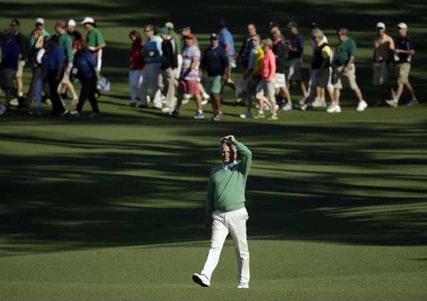 Masters Golf Hoop 2
