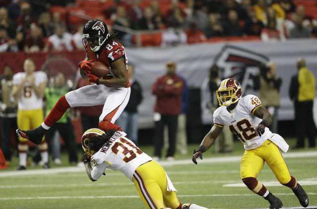 Redskins Falcons Foot Hoop 5