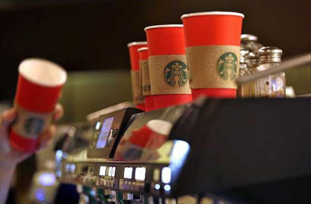 Starbucks War on Chri Albe