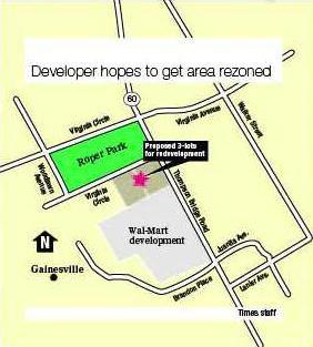 Thompson Bridge map