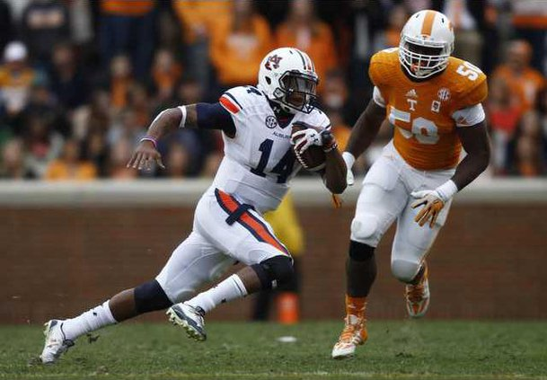 Auburn Tennessee Foot Hoop