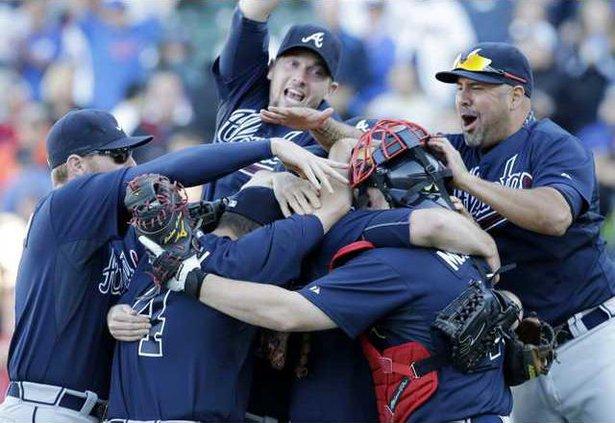 Braves Cubs Baseball Hoop 9