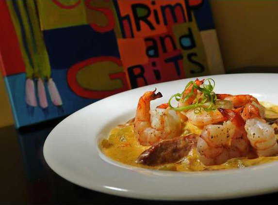 FOOD SHRIMP-GRITS 1 CH