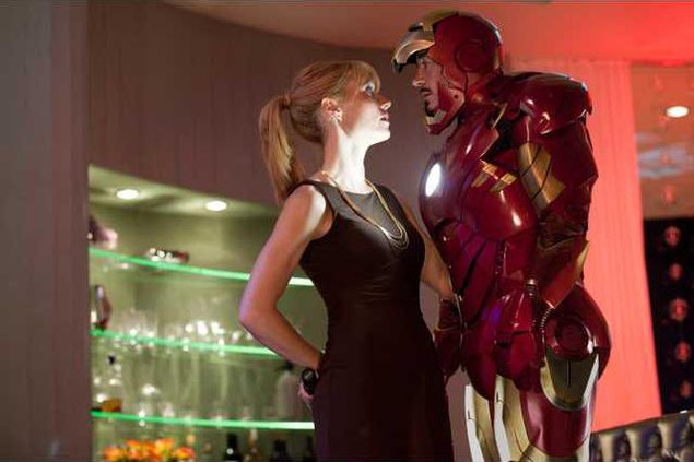 Film Review Iron Man  boae