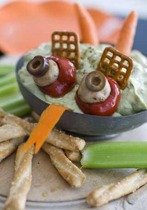 Food-Halloween Party  boae