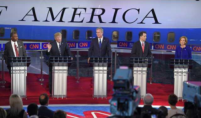 GOP 2016 Debate Casa