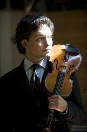 LUDWIGYevgeny Kutik Violinist