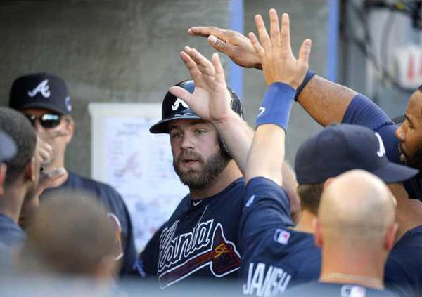 NLDS Braves Dodgers B Hoop 3