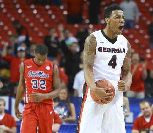 SEC Mississippi Georg Hoop