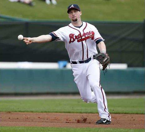 Tigers Braves Spring  Hoop