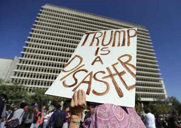 Trump Protests Califo Albe
