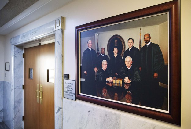Georgia Supreme Court 2017