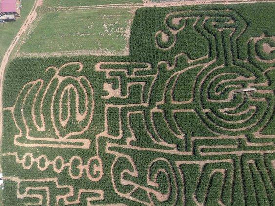 Jaemor maze