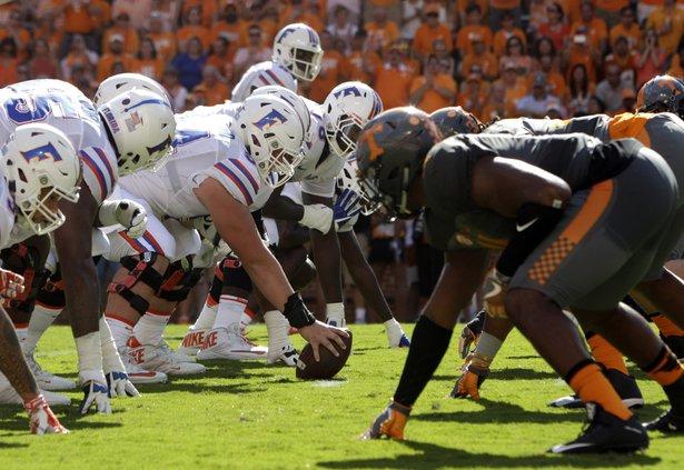 Florida-Tennessee football 2016