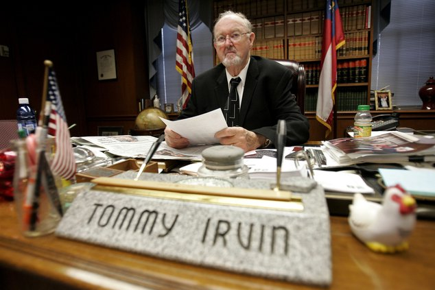 Tommy Irvin