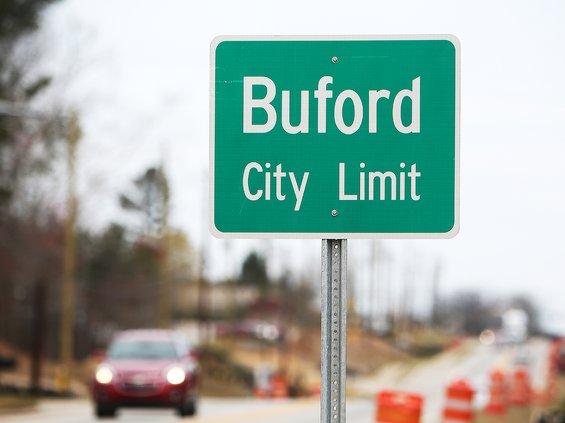 Buford city limits