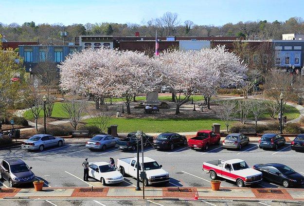 Gainesville downtown spring.jpg