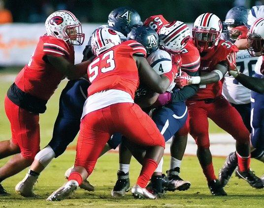 Gainesville defense