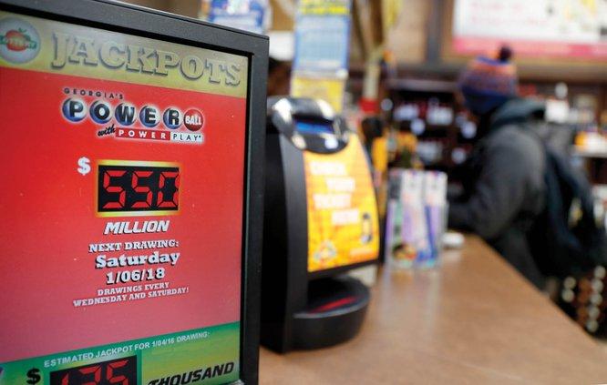 01302018 Lottery