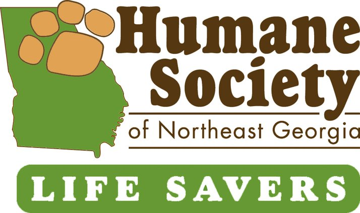 Humane Society of Northeast Georgia logo