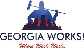 Georgia Works logo
