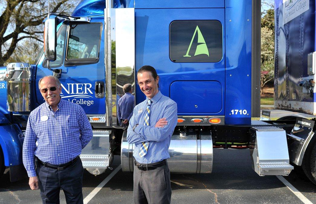 Lanier Tech Expands Cdl Program To Meet Trucking Demand Gainesville Times