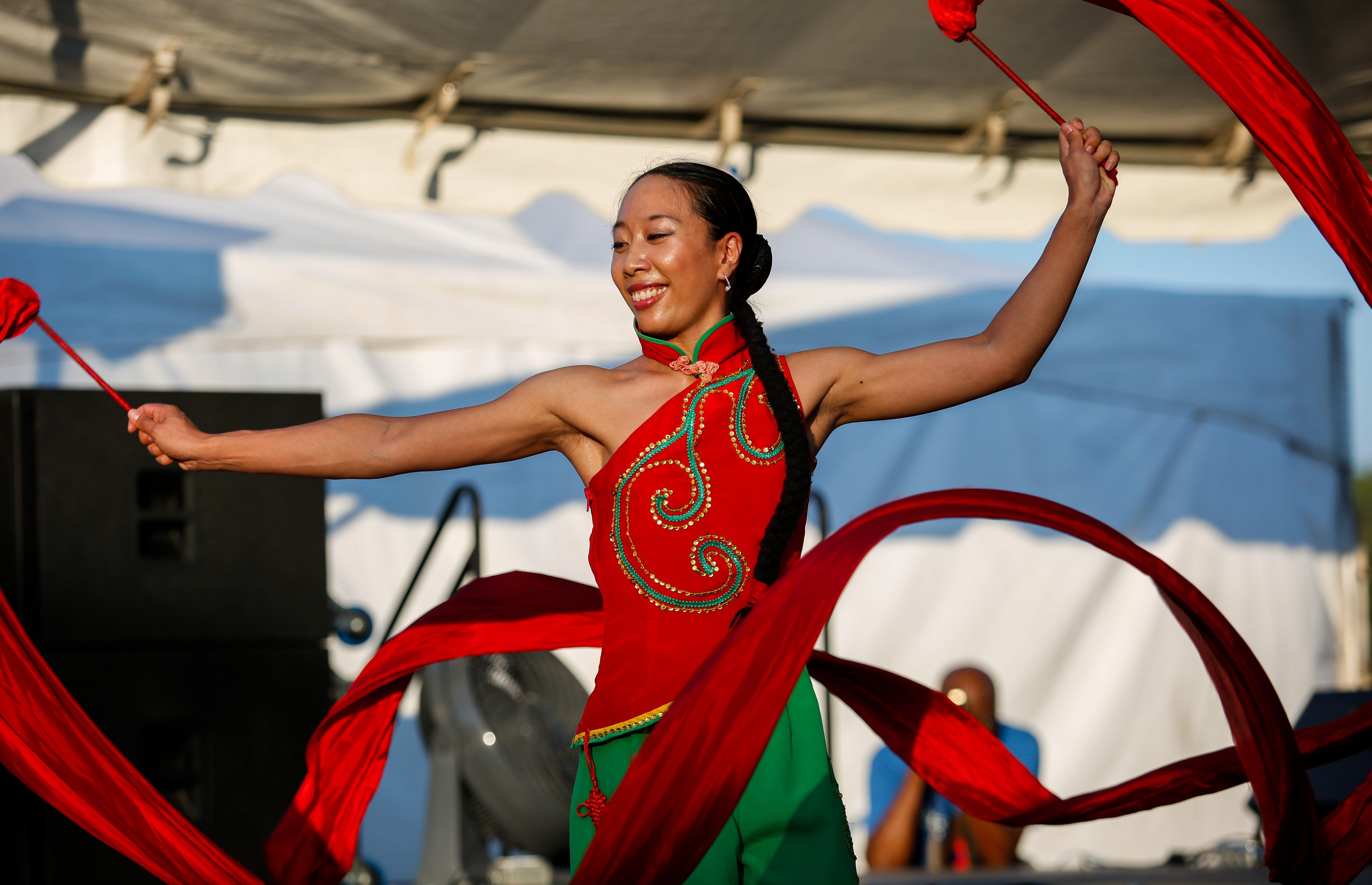 Atlanta Chinese Dance Company performance