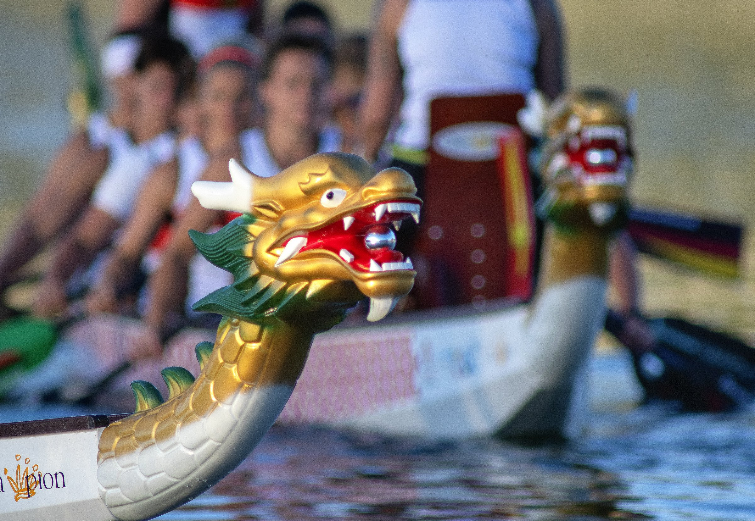 Dragon Boat Day Two