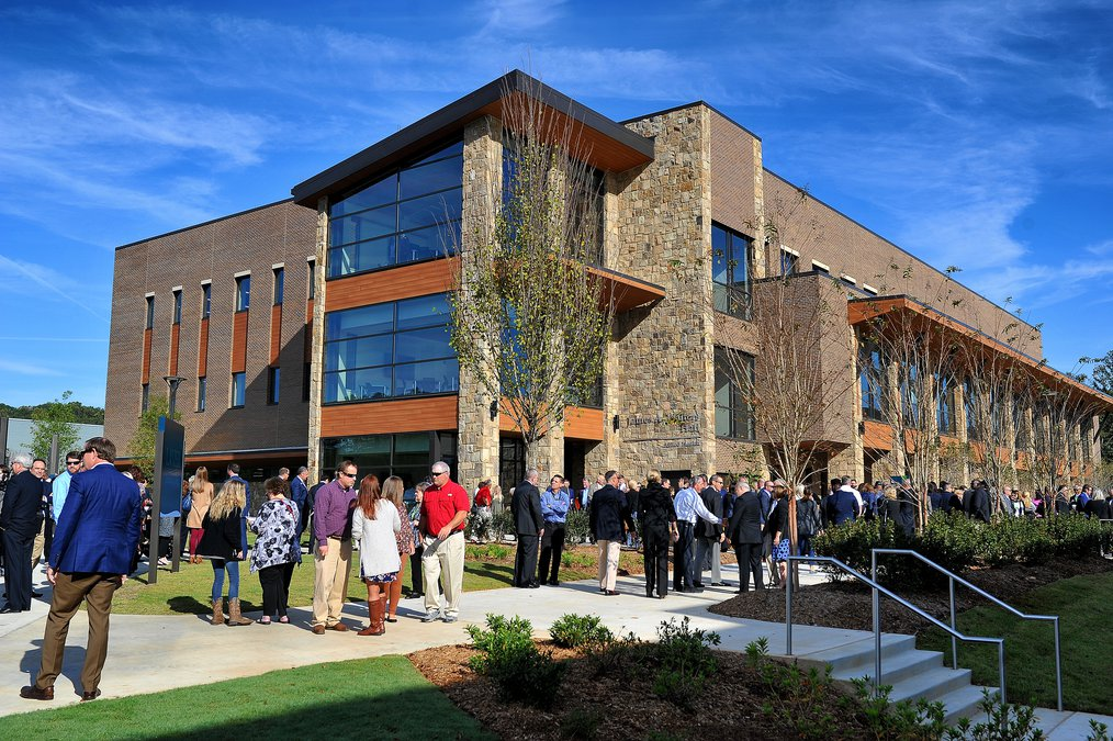 Governor Other Officials Celebrate New Lanier Tech Campus Built For A 21st Century Workforce Gainesville Times