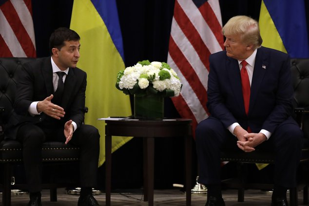 Trump Ukraine