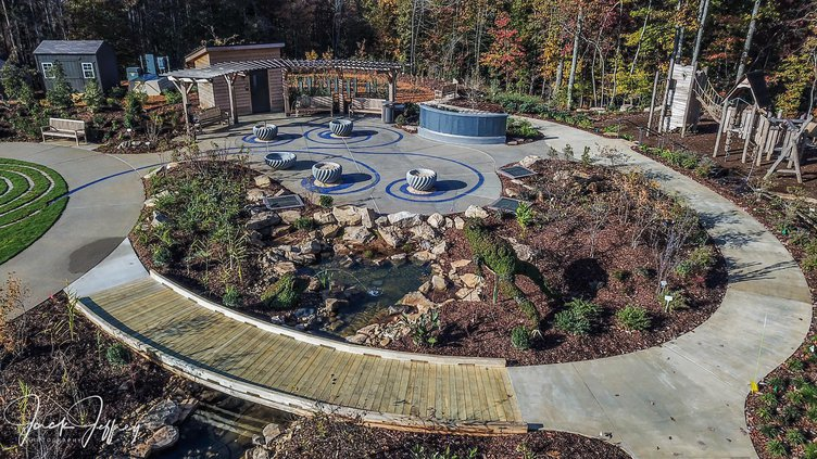 Gainesville S Atlanta Botanical Garden Rolls Out Plans For Children S Garden Opening In March Gainesville Times