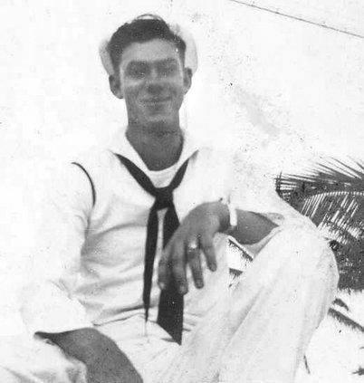 Bobby Barnett Navy