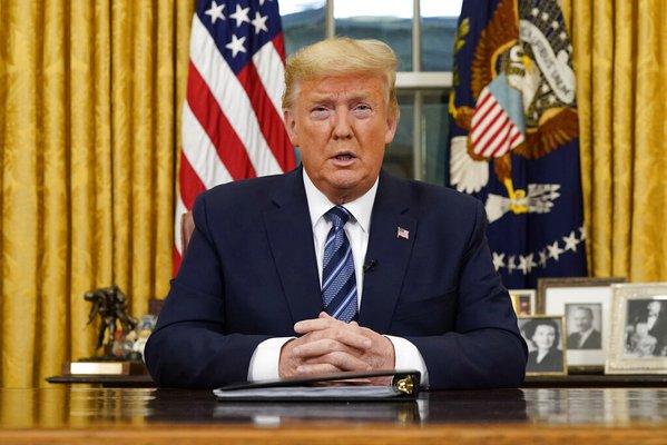 Trump Coronavirus