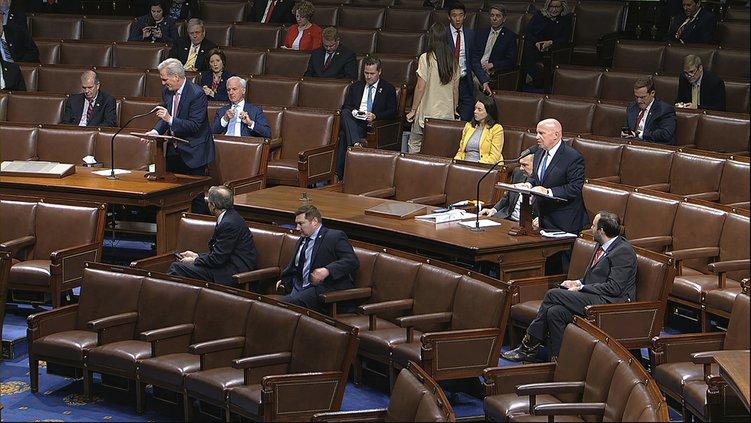 House virus bill