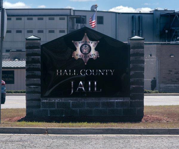 Hall County Jail 2020