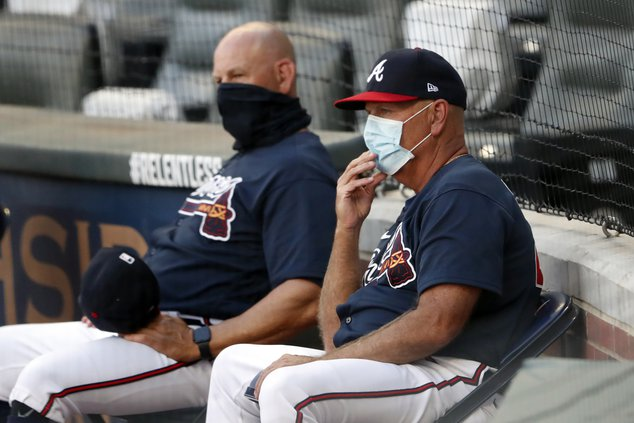 Braves coaches
